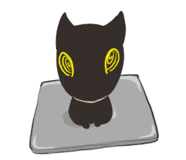 Midnight the Cat Stickers for iMessage messages sticker-5