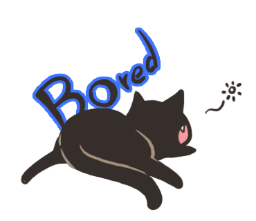 Midnight the Cat Stickers for iMessage messages sticker-2