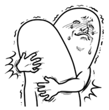 Troll Expression messages sticker-10
