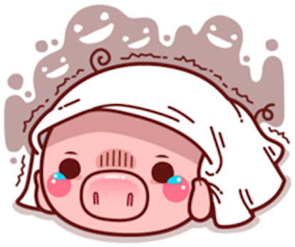 Pig Baby 3 messages sticker-9