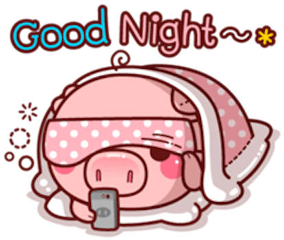 Pig Baby 3 messages sticker-7