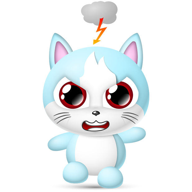 Cute Cats Collection by pim messages sticker-10