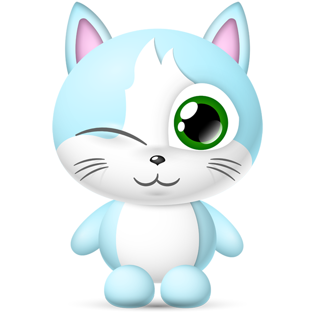 Cute Cats Collection by pim messages sticker-2