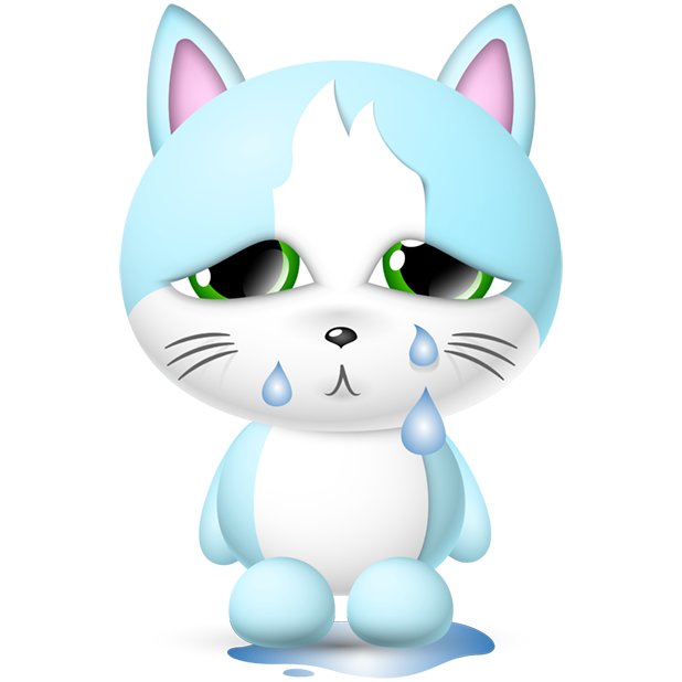 Cute Cats Collection by pim messages sticker-9