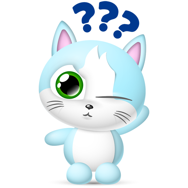 Cute Cats Collection by pim messages sticker-3