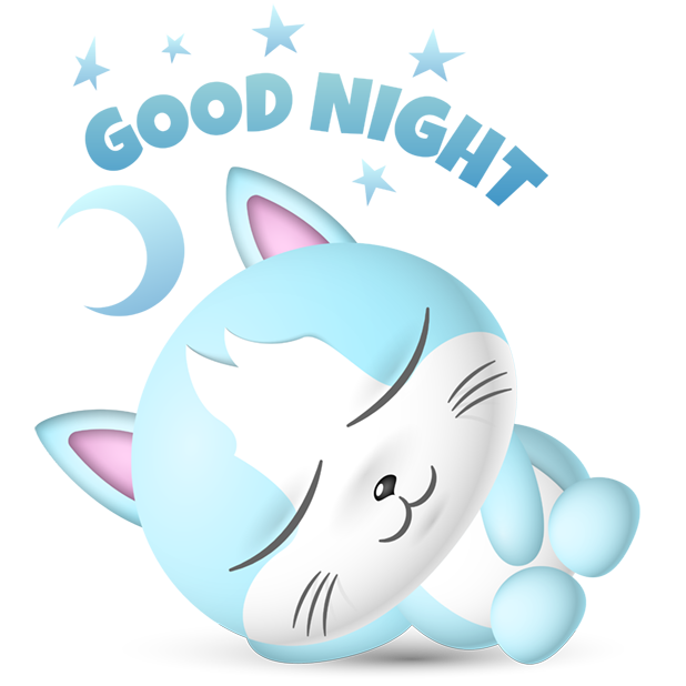 Cute Cats Collection by pim messages sticker-5