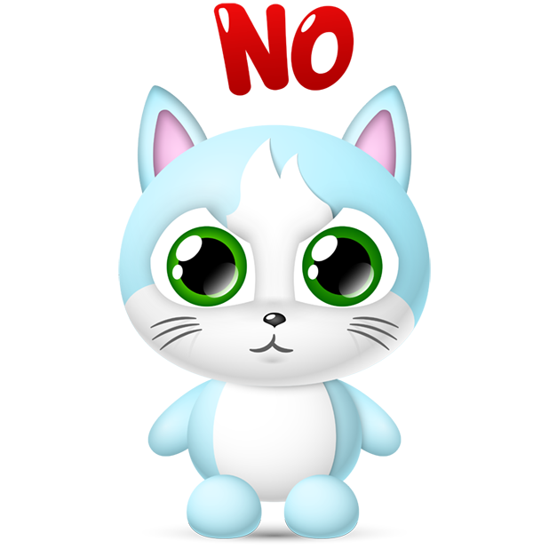 Cute Cats Collection by pim messages sticker-6