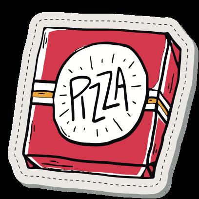 iPizzaLove messages sticker-11