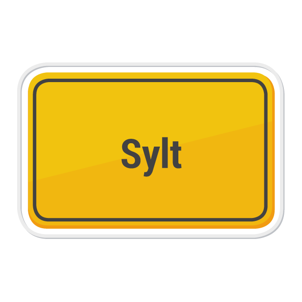 Sylt Stickers iMessage messages sticker-7