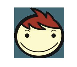 Crazy Emoji Stickers messages sticker-1