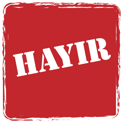 EvetHayır Stickers messages sticker-11