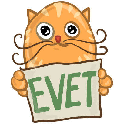 EvetHayır Stickers messages sticker-4