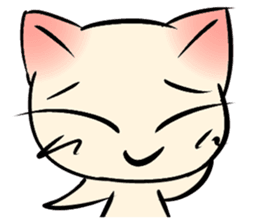 Cool Cat Emoji messages sticker-2