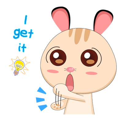 Cabbit - Stickers for iMessage messages sticker-7
