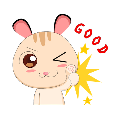 Cabbit - Stickers for iMessage messages sticker-6