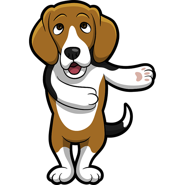 Beaglemoji - Beagle Emoji And Stickers messages sticker-7
