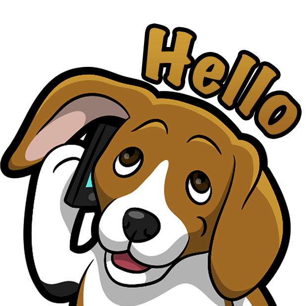 Beaglemoji - Beagle Emoji And Stickers messages sticker-8