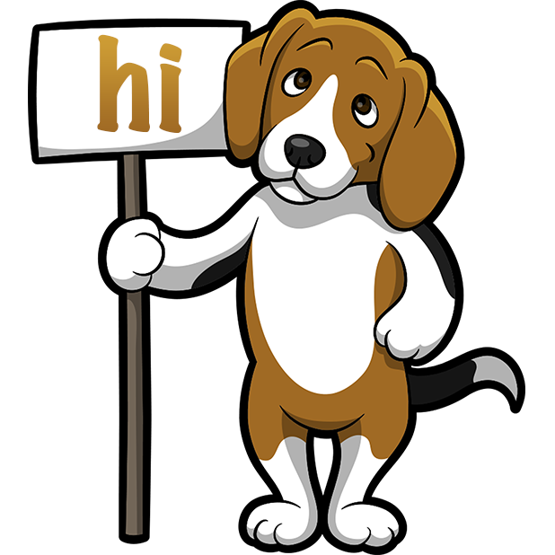 Beaglemoji - Beagle Emoji And Stickers messages sticker-9