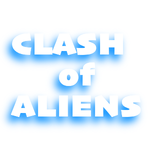 Clash of Aliens messages sticker-0