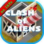 Clash of Aliens messages sticker-1