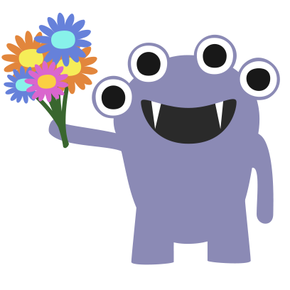 Moony Monsters messages sticker-7