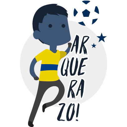 Planeta Boca messages sticker-4