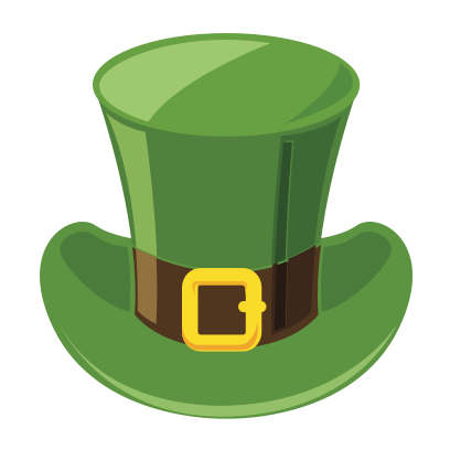 St. Patrick's Happy Day messages sticker-2