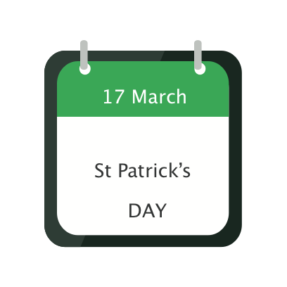St. Patrick's Happy Day messages sticker-10