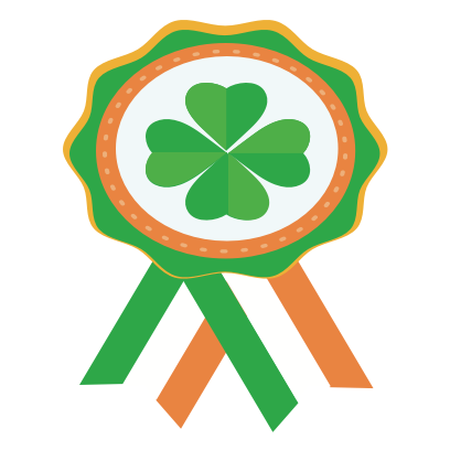 St. Patrick's Happy Day messages sticker-6