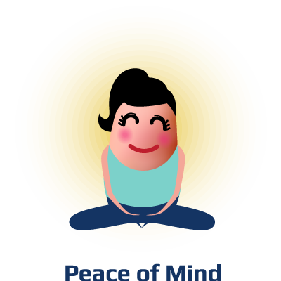 Yoga For Beginners.: Meditation And Relaxation App messages sticker-7