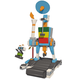 LEGO® BOOST messages sticker-0