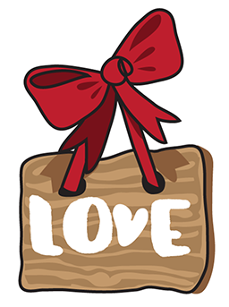 Cute LOVE Stickers messages sticker-5