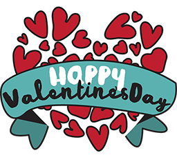 Cute LOVE Stickers messages sticker-2