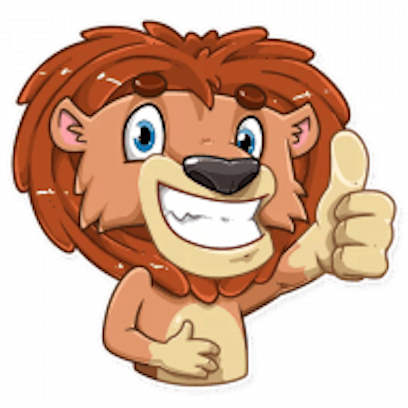 King Leo - Stickers for iMessage messages sticker-2