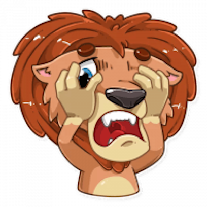 King Leo - Stickers for iMessage messages sticker-3