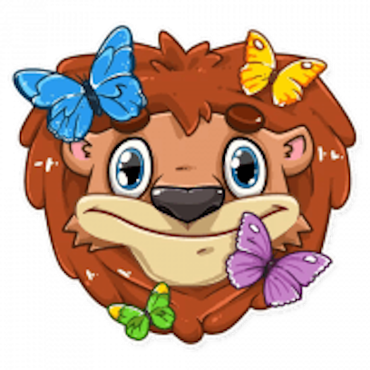 King Leo - Stickers for iMessage messages sticker-9