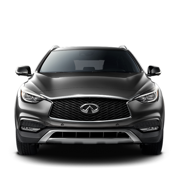 INFINITI QX30 Sticker Pack messages sticker-1