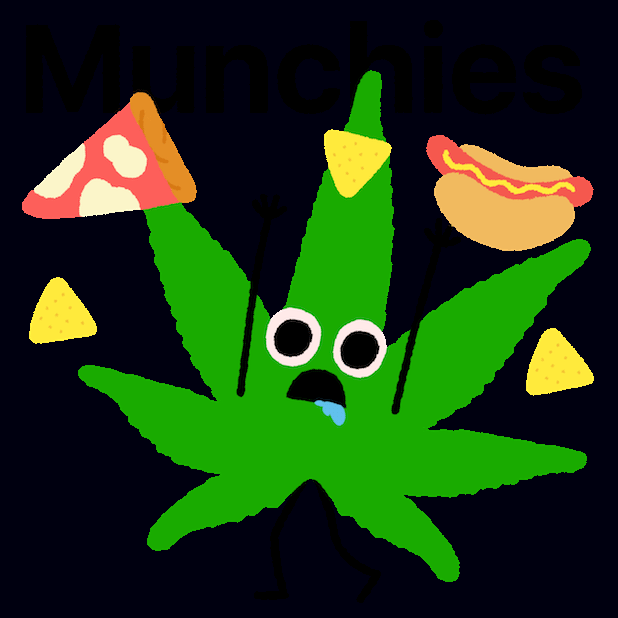 Weed by Mojimade messages sticker-4