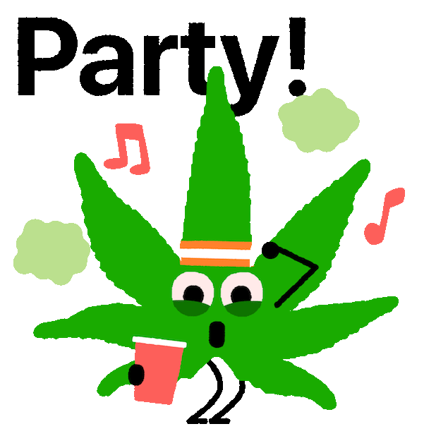 Weed by Mojimade messages sticker-1
