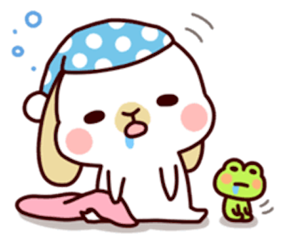 Kiki Dog Lovely messages sticker-2