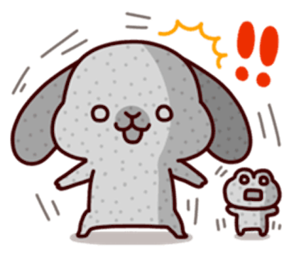 Kiki Dog Lovely messages sticker-9