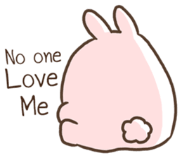 Lovely Bear and Rabbit messages sticker-5