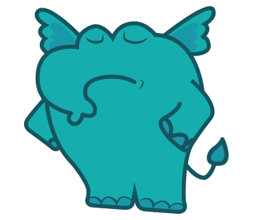 Manny the Cute Elephan Stickers for iMessage messages sticker-2