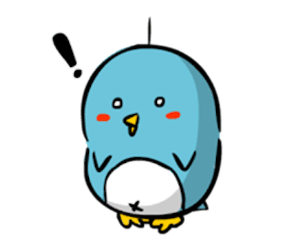Baby Blue Penguin messages sticker-11