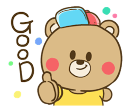 Chuppy Baby Bear messages sticker-9