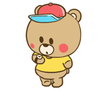 Chuppy Baby Bear messages sticker-6
