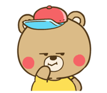 Chuppy Baby Bear messages sticker-10