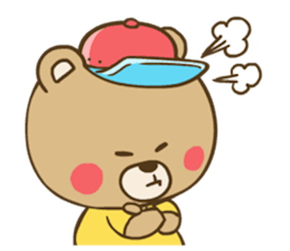 Chuppy Baby Bear messages sticker-11