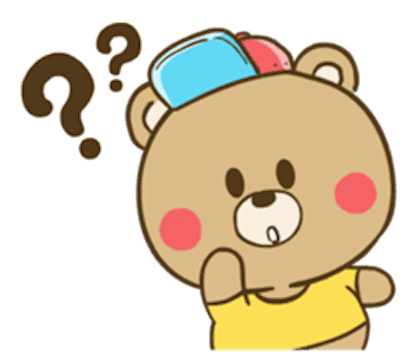 Chuppy Baby Bear messages sticker-5