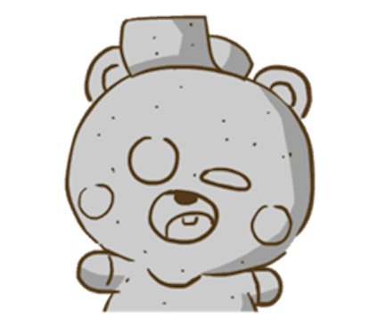 Chuppy Baby Bear messages sticker-0